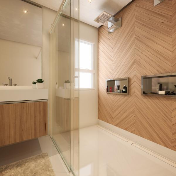 Banheiro com o modelo Multimaster